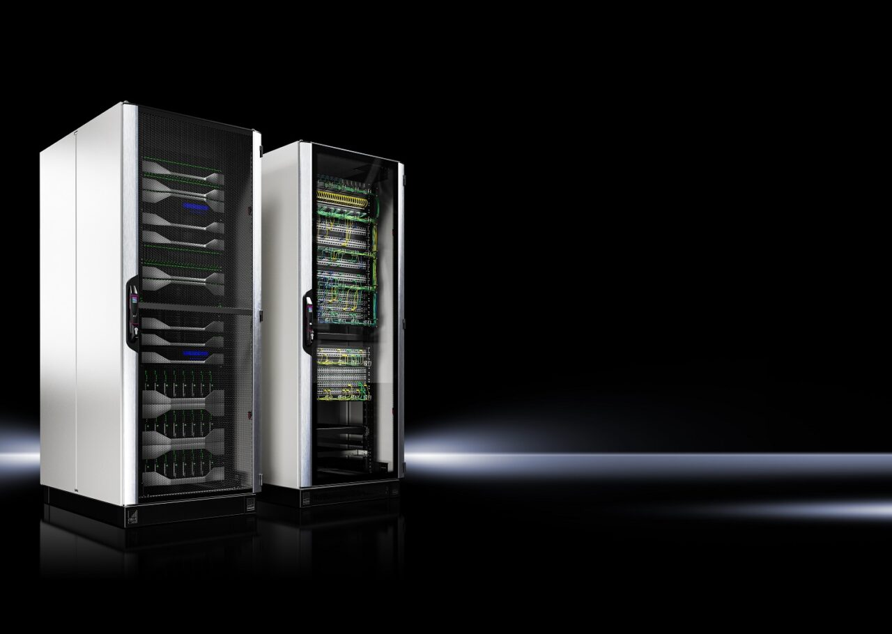 È arrivato il nuovo rack IT firmato Rittal