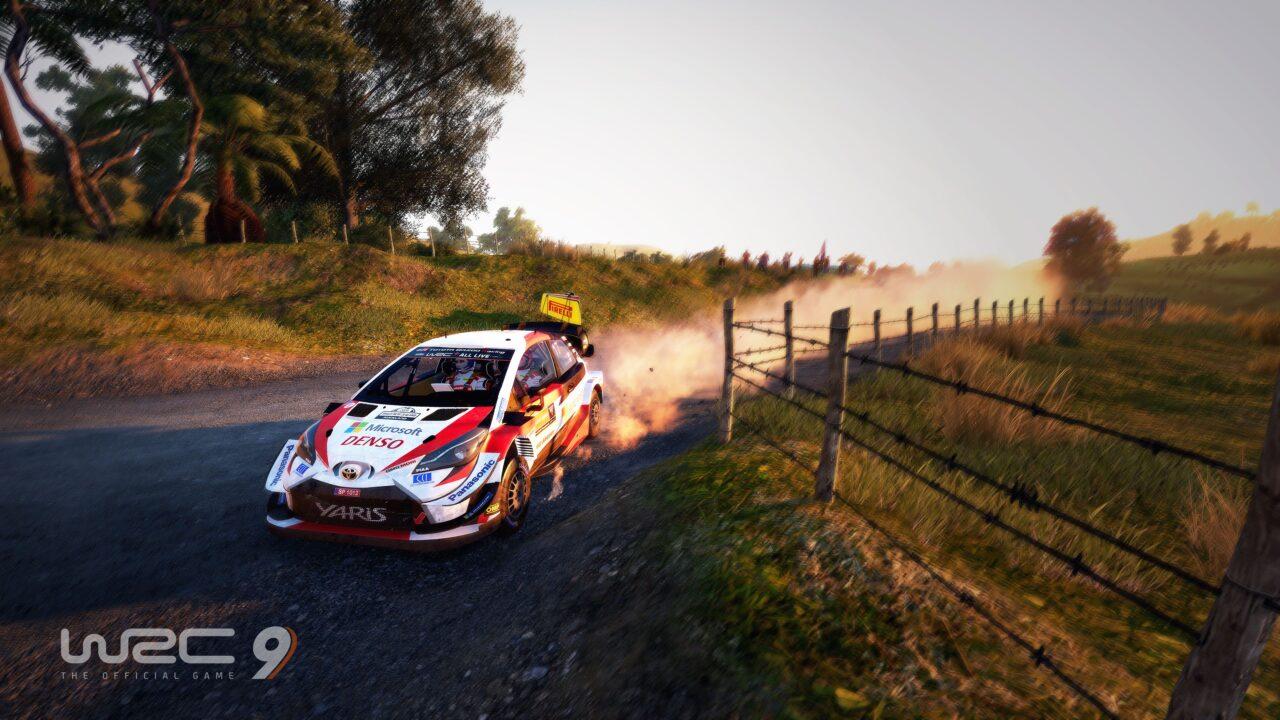 WRC 9, il primo aggiornamento gratuito arriva con nuovi contenuti