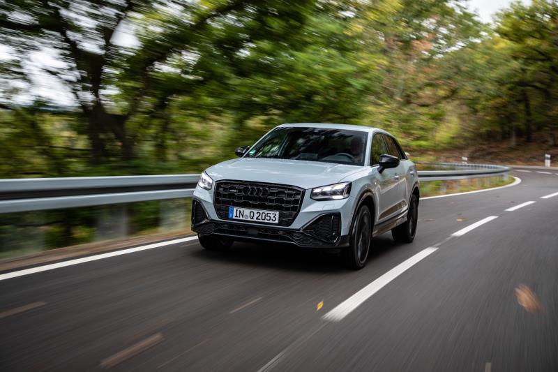Nuova Audi Q2: al debutto il propulsore Diesel top di gamma e la trazione quattro
