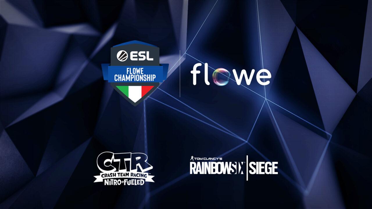 ESL Flowe Championship, campionato esport su PS4