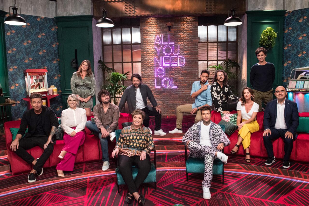 LOL: Chi ride è fuori, nuovo comedy show italiano Amazon Original