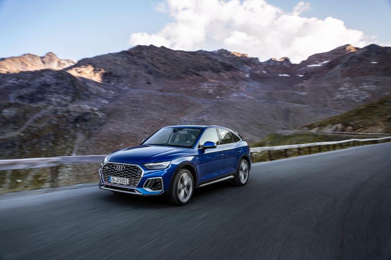 Audi Q5: al via gli ordini della nuova generazione del SUV ibrido plug-in