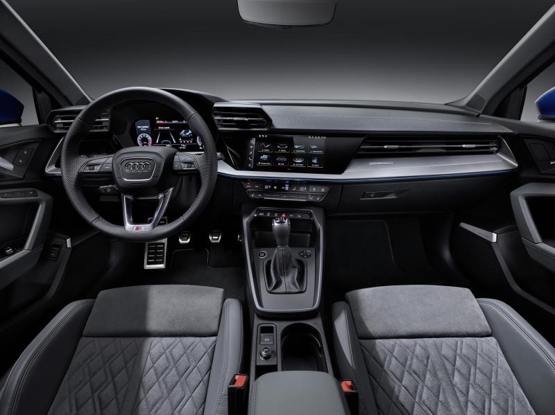 Audi A3: sicurezza da prima della classe con l'air bag centrale anteriore