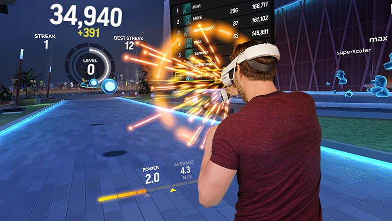 Piattaforma Oculus Quest, arrivano i contenuti premium