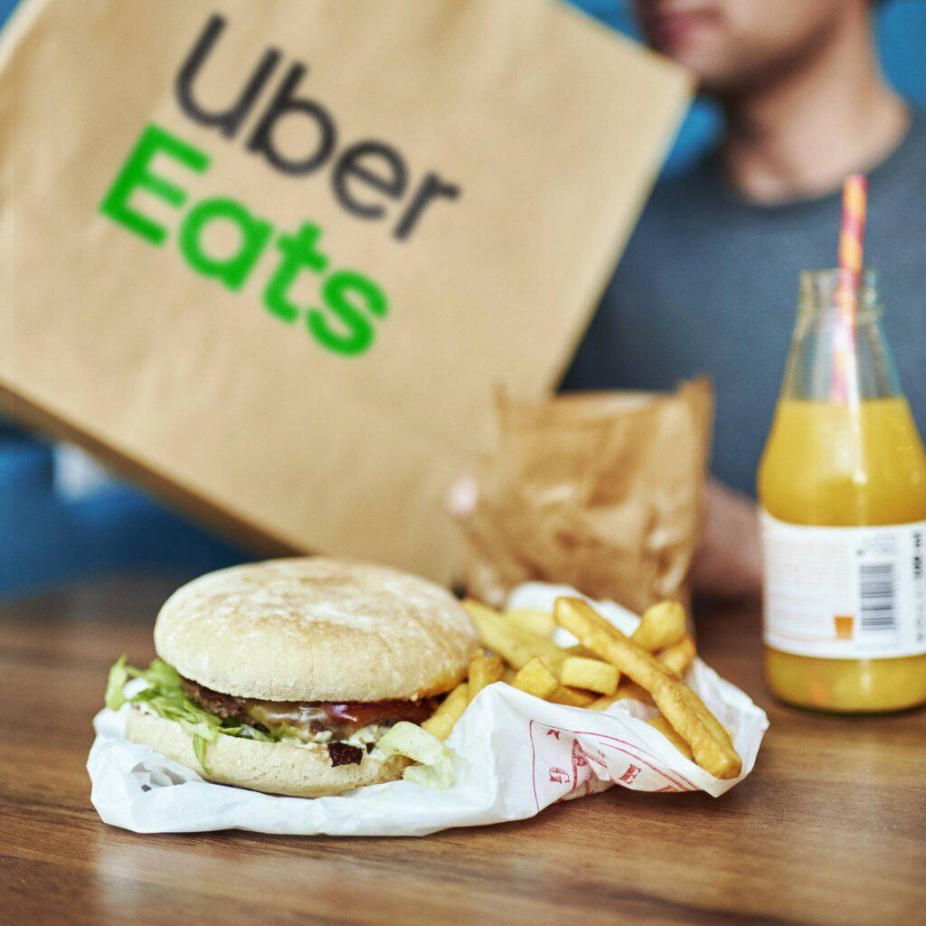 Sicurezza dei corrieri Uber Eats: Ridecheck, Safety Checklist e Helmet Verification