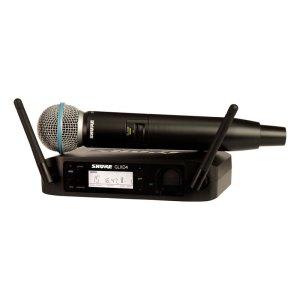 Shure GLXD24 / BETA58 - Sistema Inalámbrico De Mano