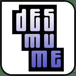 Logo de DesMuME, el mejor emulador de DS para PC