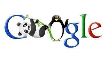 Google Sandbox con sus bichejos panda y penguin