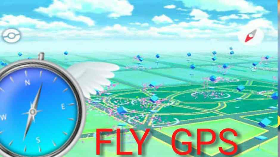 fly gps pokemon go