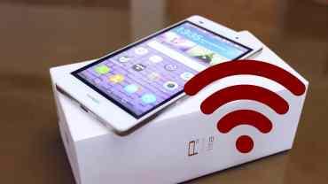 Huawei P8 Lite no funciona wifii