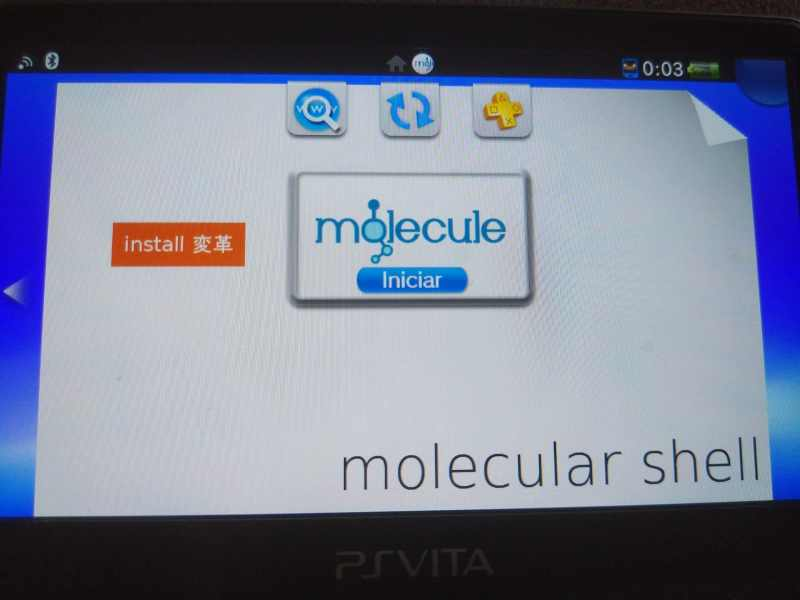 molecularShell