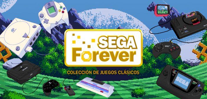 juegos gratis de sega forever para android y ios
