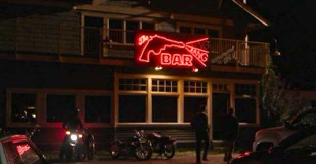 bang banb bar Twin Peaks