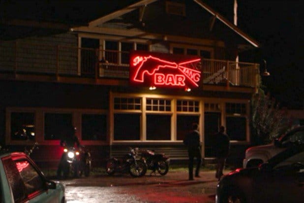 bang banb bar Twin Peaks