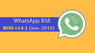 descargar whatsapp b58 mini apk 14.1