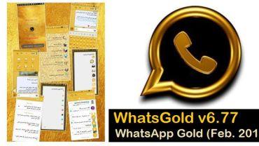 whatsgold apk 6.77 whatsapp gold 2019
