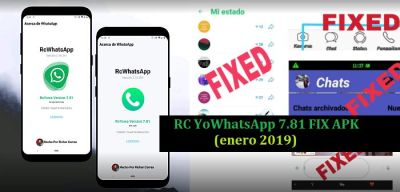 descargar rc yowhatsapp apk 7.81 fix 2019