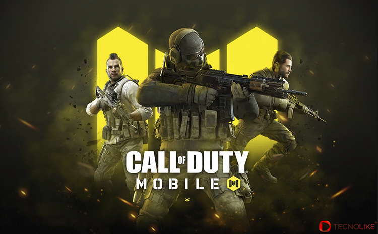 Call Of Duty: Mobile.