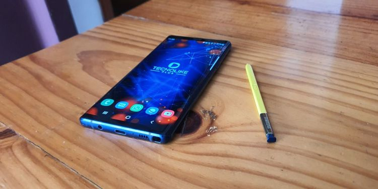 Actualización Galaxy Note 9 One UI 2.1