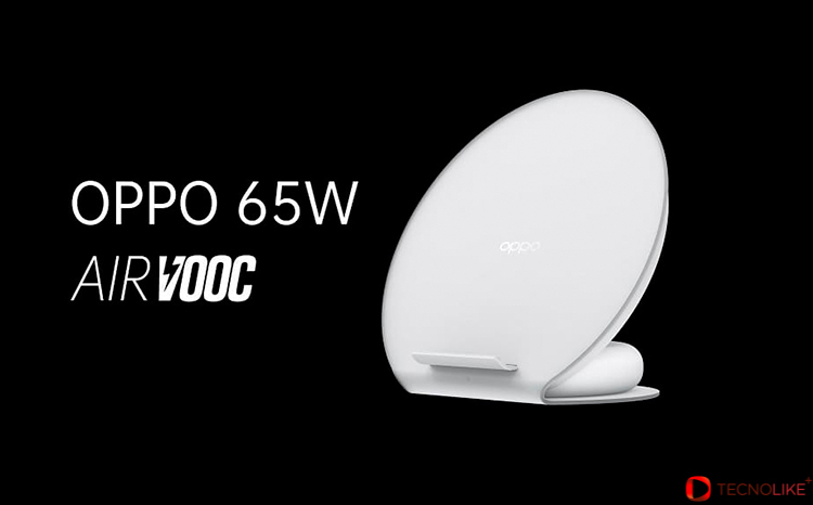 Oppo 65W AirVOOC.