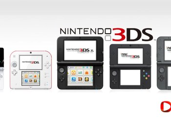 Nintendo 3DS descontinuada familia