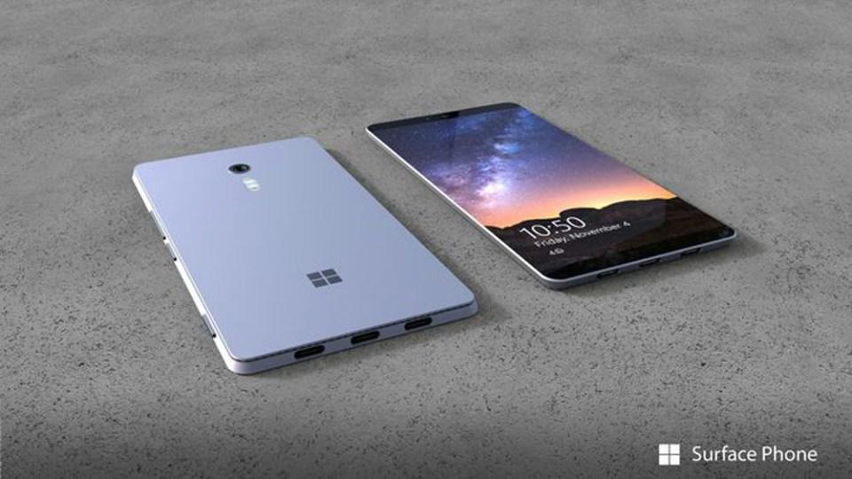 Surface Phone verrà presentato…quando sarà pronto !