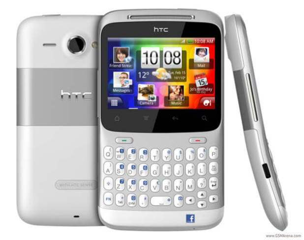 htc chacha facebook phone