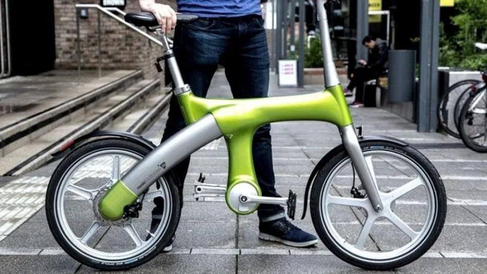 beneficios de las bicicletas eléctricas plegables