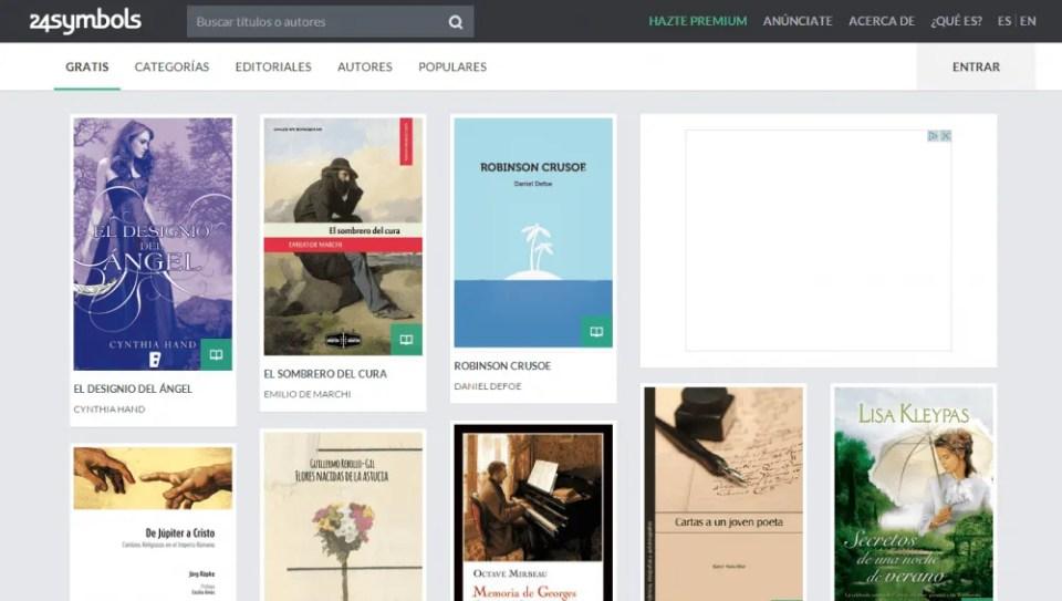 24symbols plataforma de ebooks