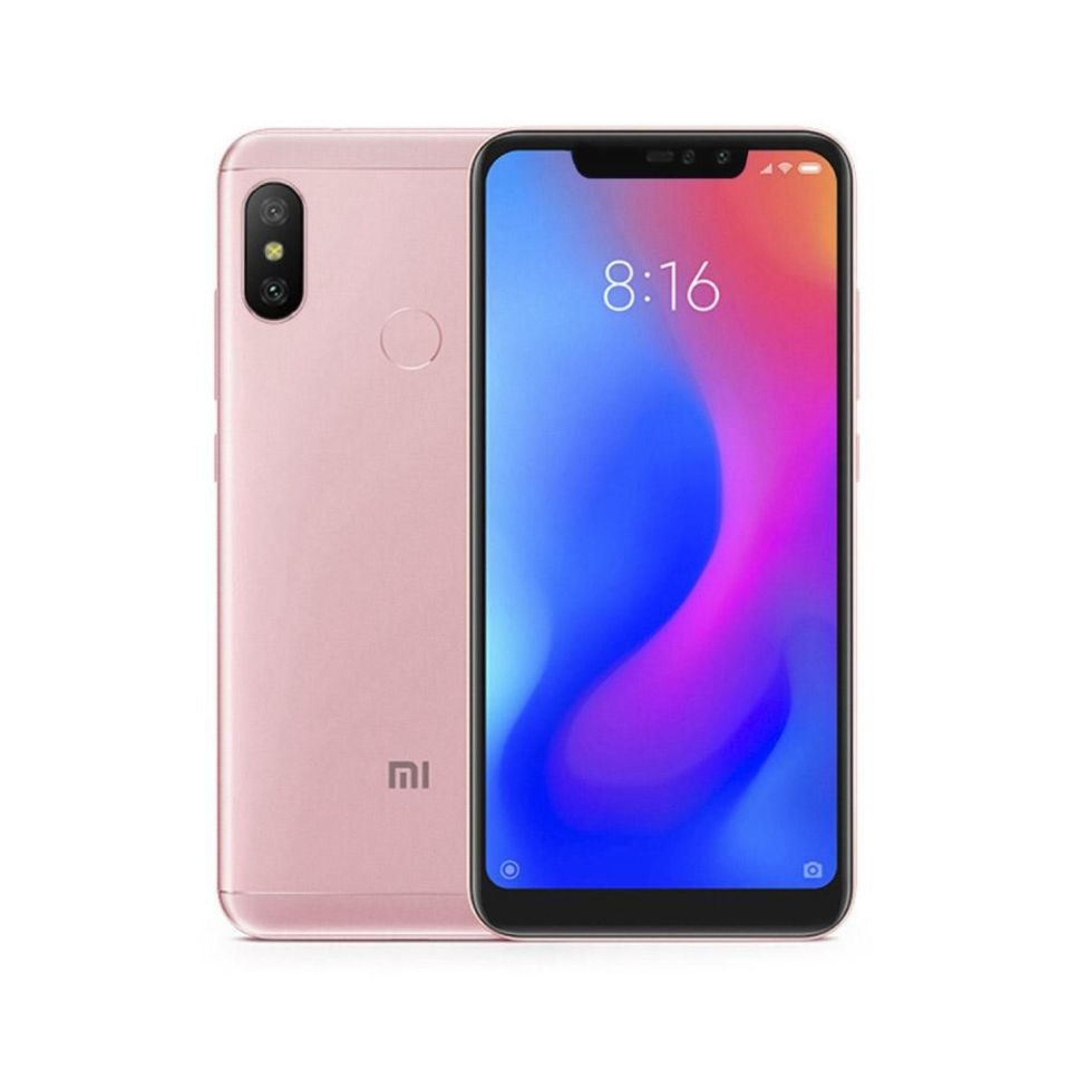 Xiaomi Redmi Note 6 Pro entre los mejores móviles Xiaomi de 2019
