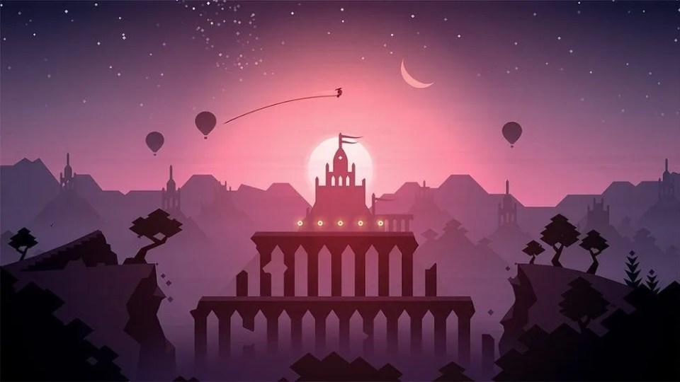 Alto's Odyssey es una obra de arte para Android