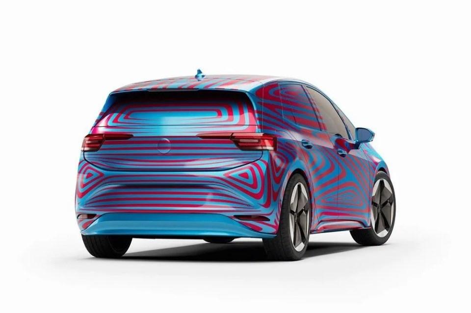 Nuevo modelo Volkswagen ID.3