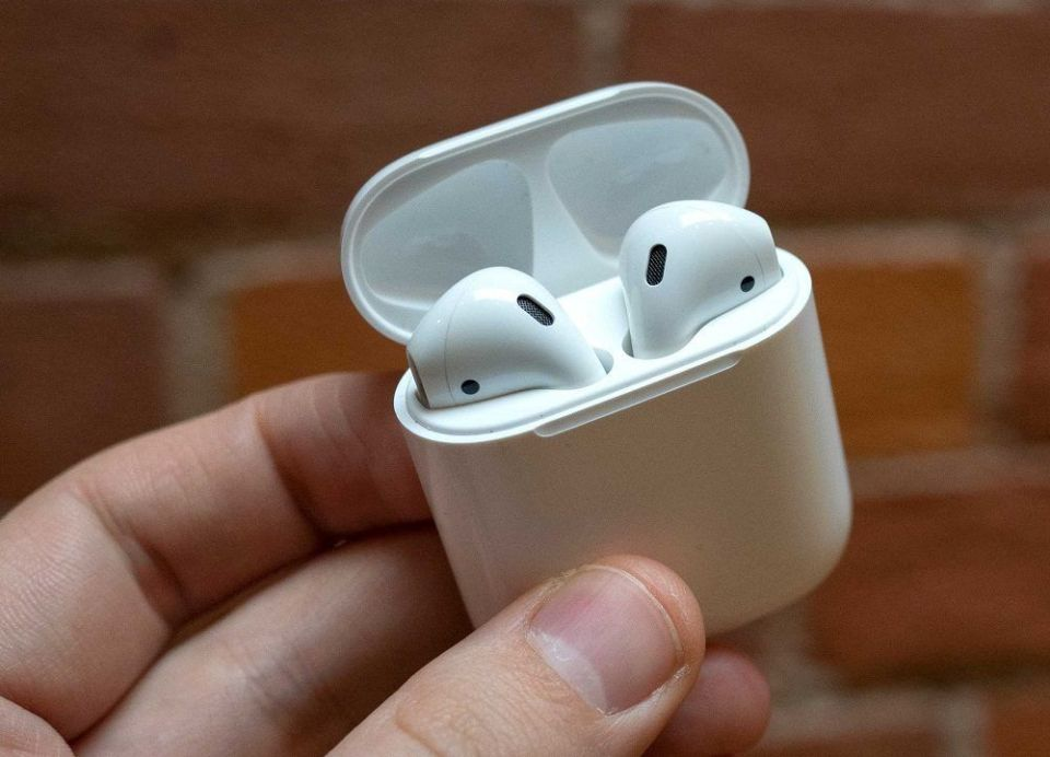 airpods de apple 2019