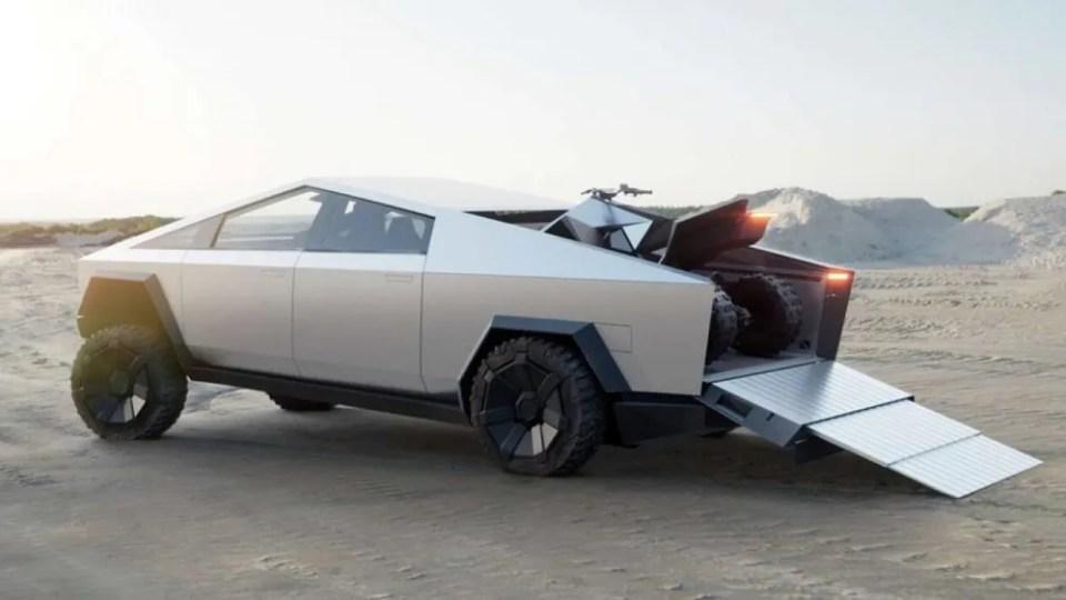 Nuevo modelo eléctrico de Tesla