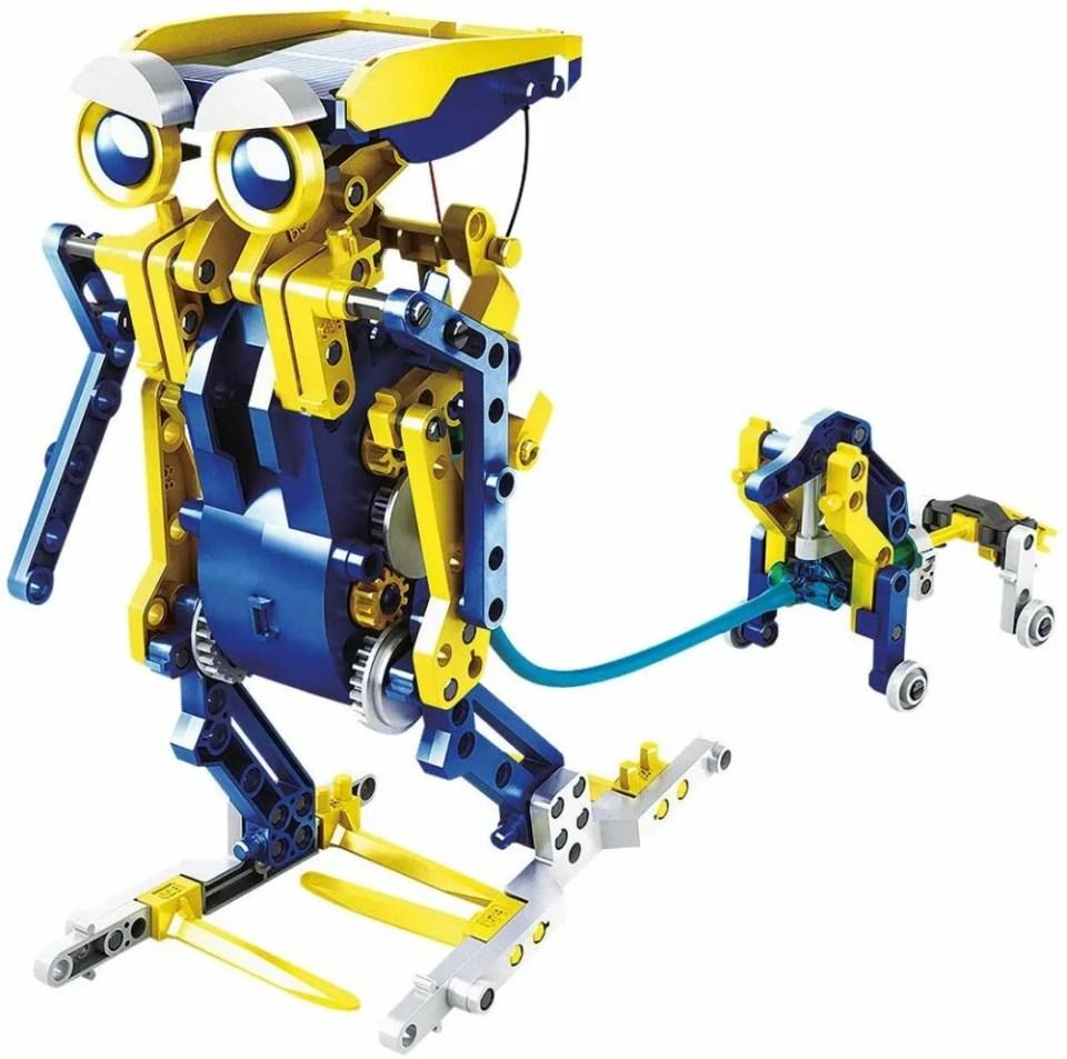 Xtrem Bots, un kit de robótica y codificación para mayores de ocho años