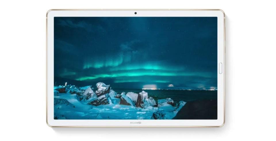tableta Huawei MediaPad M6 gama alta de 10,8  pulgadas