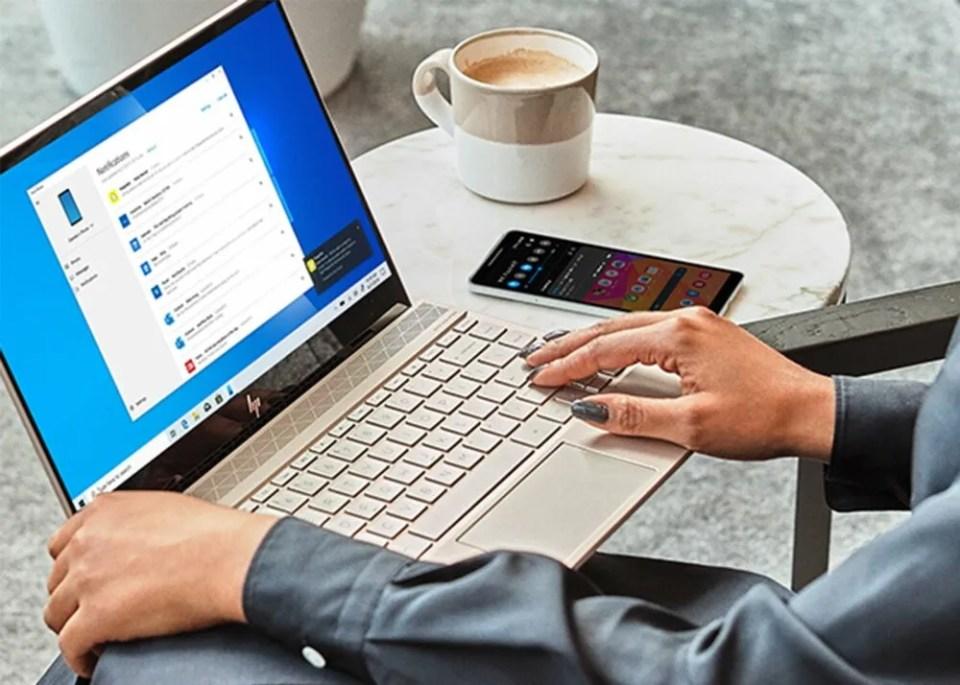 Usar la integración de Android con Windows 10
