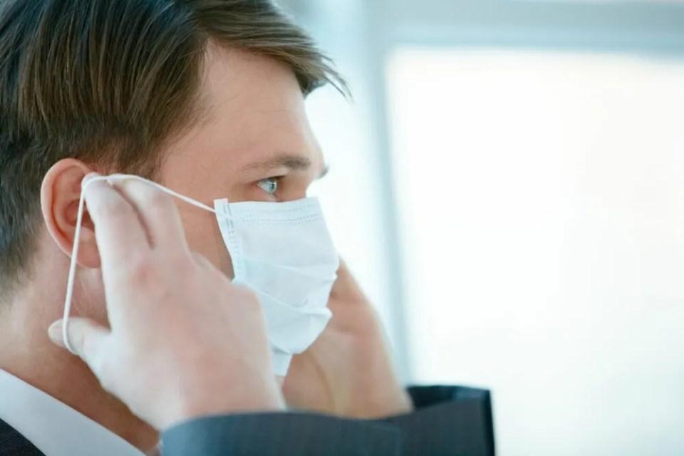 tipos de mascarilla para virus