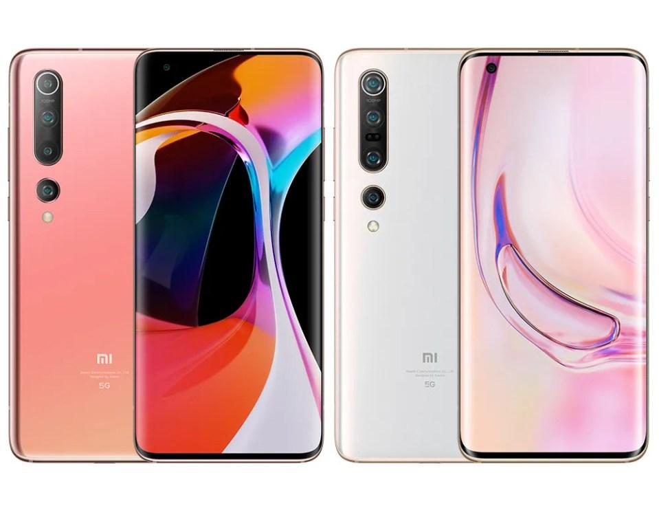 Xiaomi Mi 10 y Mi 10 Pro