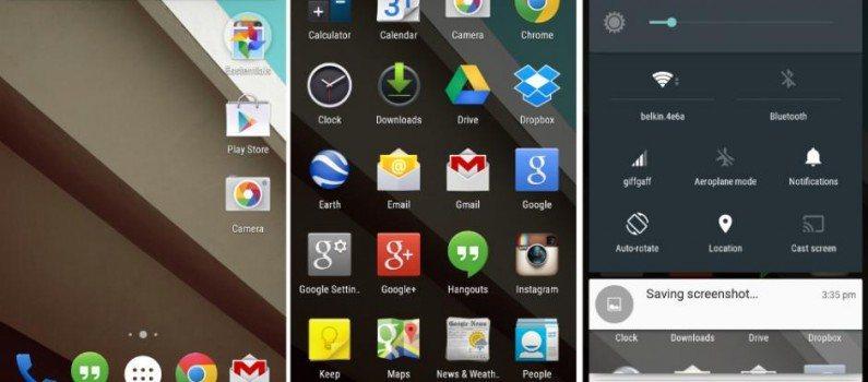 mejoras en la interfaz del Galaxy S6