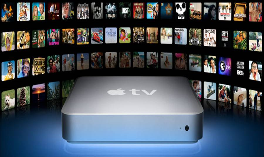 Apple streaming tv