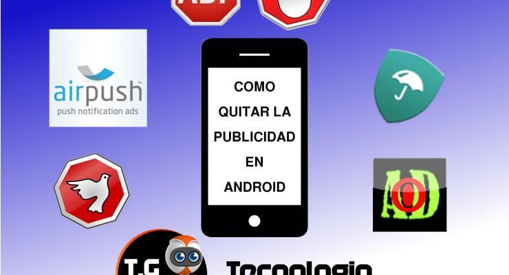 quitar la publicidad en android