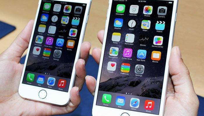 Mira que facil desbloquean tu iPhone los ladrones