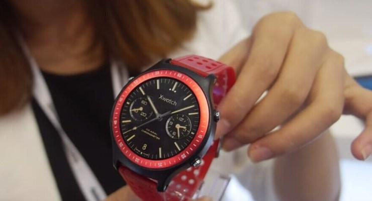 Bluboo- Xwatch