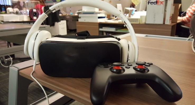 Samsung Gear VR , se agotan las ventas en Amazon