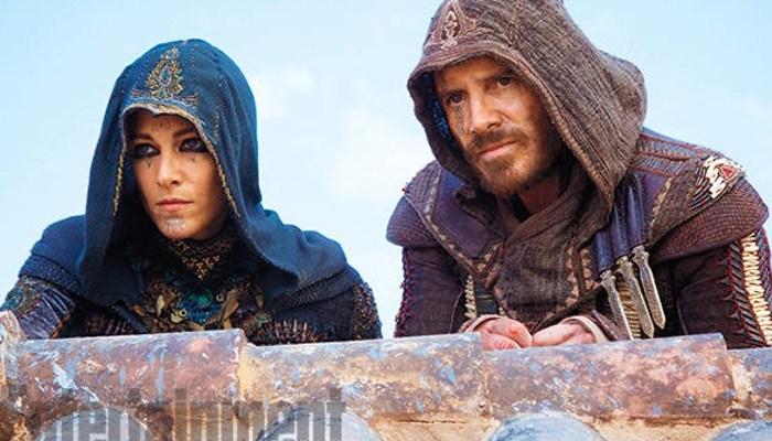 Esta es la primera imagen de la película Assassin's Creed