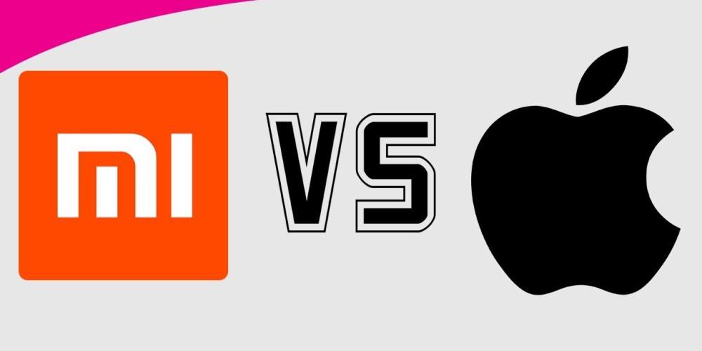 Apple Vs Xiaomi-cual-es-mejor