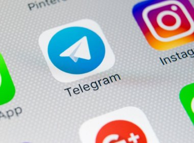 red social Telegram