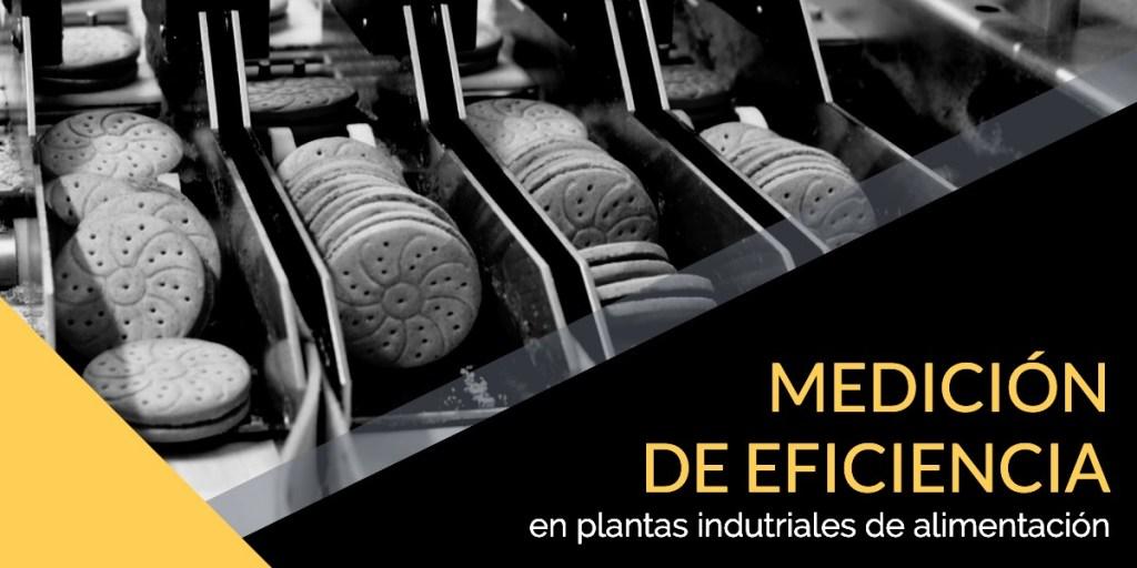 Medición de eficiencia en plantas industriales de alimentación