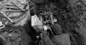 Perforación de barrenos en proyectos de minería